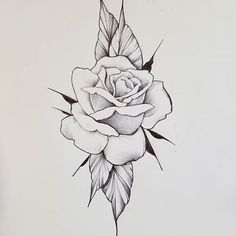 [New] The 10 Best Tattoo Ideas Today (with Pictures) - I'm making a point to dr. - (New) The 10 Best Tattoo Ideas Today (with Pictures) – I'm making a point to dr… – Tattoos - Beautiful Flower Drawings, Pencil Drawings Of Flowers, Sketch Tattoo Design, Tattoo Sketches, Tattoo Designs, Flower Tattoo Foot, Flower Tattoos, Rose Zeichnung Tattoo, Rose Drawing Tattoo