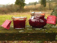 Pravá domácí marmeláda: Brusinky a pomeranče