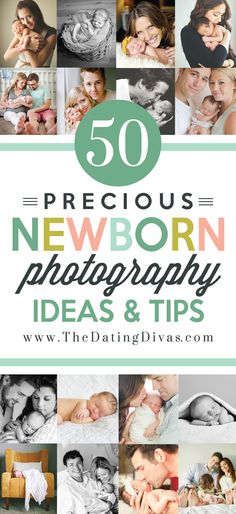 50 Tips & Ideas for Newborn Photography