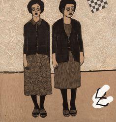 Ephrem Solomon - Untitled Life 4 - 2013