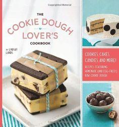 Was gibt es besseres als ein Kochbuch, das sich komplett mit der Thematik Cookie Dough auseinandersetzt?