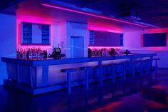 Compound nightclub  Interior design by Habachy Designs