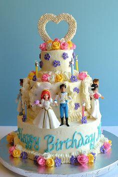 Princess birthday cake princess birthday pinterest princess princess birthday cake publicscrutiny Choice Image