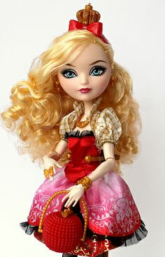 Ever After High 2013 Apple White
