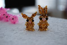 beads rabbits