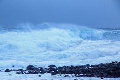 Waves Jæren Norway