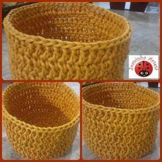 Cachepot feito em crochê com fio encerado da maior qualidade!!Lindo para decorar sua casa com exclusividade!!