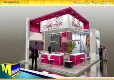 Cosmix - Beauty Fair 2014