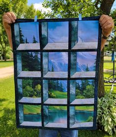 Panel Quilts, Quilt Blocks, As You Like, This Is Us, Attic Window Quilts, Craft Markets, Through The Window, Quilt Sizes, Machine Embroidery Designs