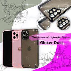 Jemný třpyt, vysoká ochrana mobilu s trendy vzhled. To jsou kryty GLITTER DUST Glitter Dust, Mobiles, Iphone, Trendy, Mobile Phones
