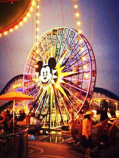 Disneyland!