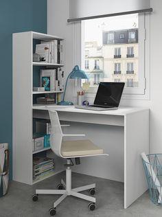 Home & Order Scrivania Duplex Bianco su Amazon BuyVIP