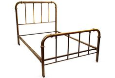 - yes I have one in my tent- Antique Brass Bed