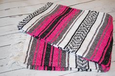 Mexican Falsa Blanket-6 Colors Available
