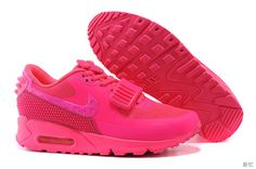 AAA Nike Air Max 90 Women Air Yeezy 2 SP Pink