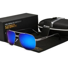 e70421288e FuzWeb Brand Polarized Sunglasses Men Male Female Brand Design Fishing  Driving Sunglasses Goggle Classic Eyewear