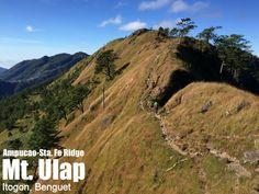 Mt. Ulap (1846m) in Itogon, Benguet