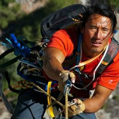 Mountain-climber/ photographer: 10 Questions with Adventure Travel Expert Jimmy Chin.