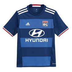 best website 0a7ed 06f86 Maillot Olympique Lyonnais Enfant 2016-2017 Extérieur