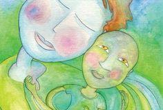 """Livro """"Todas as Cores de Malu"""" Ilustração: Maurízio Manzo"""