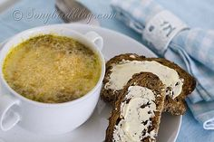 French Onion Soup Recipe ~ Food for the Soul