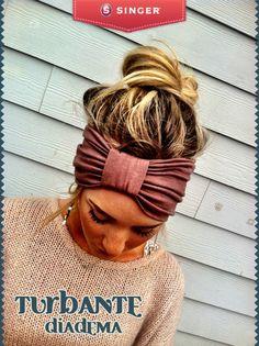 Turbante diadema #Singer #Yolohice #mujeres