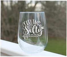 Ideas for funny quotes wine tequila Cat Wine Glasses, Etched Wine Glasses, Custom Wine Glasses, Personalized Wine Glasses, Etched Glassware, Glass Block Crafts, Crazy Dog Lady, Bottle Design, Glass Design