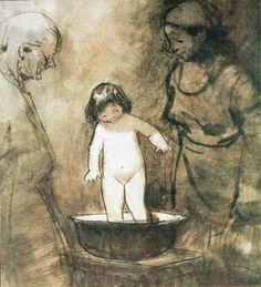 Анатолий Владимирович Кокорин (1908-1987гг) - Музей рисунка