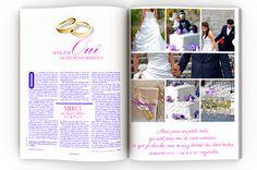 Idées pour les remerciements après le mariage  Pourquoi ne pas créer un journal de mariage… après le mariage ?
