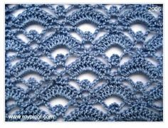 Watch This Video Beauteous Finished Make Crochet Look Like Knitting (the Waistcoat Stitch) Ideas. Amazing Make Crochet Look Like Knitting (the Waistcoat Stitch) Ideas. Picot Crochet, Crochet Gratis, Crochet Motifs, Crochet Stitches Patterns, Lace Patterns, Love Crochet, Knitting Stitches, Crochet Designs, Crochet Lace