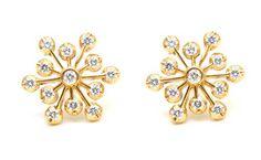 Traditional   Natchatira Diamond Earring