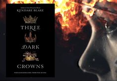 This trailer for THREE DARK CROWNS by Kendare Blake is haunting and your next fantasy obsession.