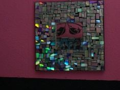 Recycle your CD's .  Free tutorial with pictures on how to make a wall mirror in under 120 minutes by mosaic and woodworking with scissors, scissors, and glue. How To posted by Days. Difficulty: Easy. Cost: Absolutley free. Steps: 5