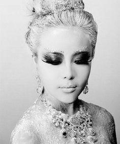 ice bride #musicexperiment
