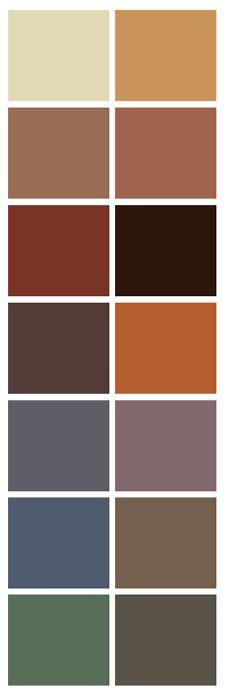 basement color palette - loving the grey and burnt orange. Hmmmm...