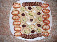 Letní plněná paprika | Mimibazar.cz Waffles, Breakfast, Food, Morning Coffee, Meal, Essen, Hoods, Meals, Waffle