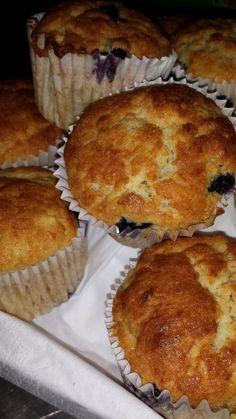 Blueberry Muffins Brooks Edinburgh