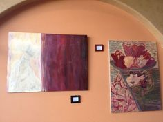 More work from @Art by Cherisse, all on display this month at Zabak's in Houston, near the Galleria.
