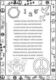 Spanish, Poems, Bullet Journal, Teacher, Activities, Day, Moral, Andalucia, October