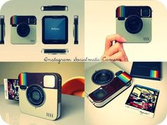 Instagram Socialmatic...I'm going to want one!