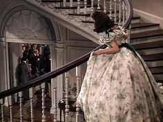 Vivien Leigh in Gone with the Wind. love love the green dress Bbq Dresses, Go To Movies, Old Movies, Great Movies, Iconic Movies, Classic Movies, Wind Movie, Tomorrow Is Another Day, Movies