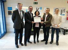 Lennox Refac presenta su proyecto de prevención, por la planta de Burgos, en la V Edición de los Premios Asepeyo http://www.revcyl.com/web/index.php/economia/item/9072-lennox-refac-presenta
