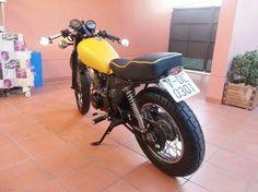 Yamaha sr 250 en València