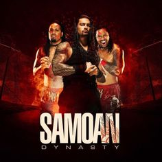 Roman Reigns and The Usos just love these awesome Samoans cousins