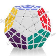 Shengshou Megaminx White Speed Cube P…