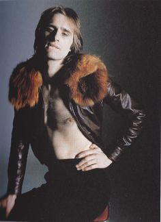 Steve Harley, Cockney Rebel – 1976 Photo by Mick Rock Roxy Music, 80s Music, Black Metal, Heavy Metal, Steve Harley, 70s Glam, Glam And Glitter, Billy Joel, Thrash Metal