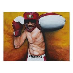$18.55 - Knockout Poster