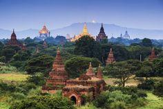 Buddhist temples  - Myanmar