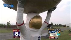 Duct Tape Festival promises to be 'out of this world'