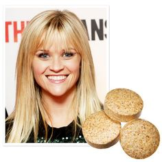 Reese Witherspoon uses Viviscal Tablets